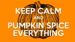Pumpkin Spice Fever