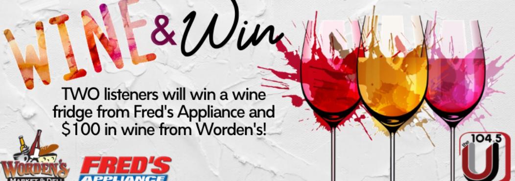 wine & win