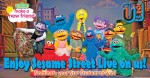 Win tickets to Sesame Street Live!