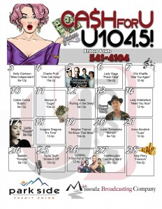 U Cash Calendar SPRING 16 REVISED (1)