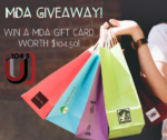 A chance to win MDA bucks every day!