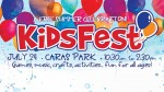 It's time for KidsFest 2018!