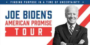 Win tix to see Joe Biden at UM!