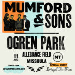 GIVEAWAY! Mumford & Sons and Portugal. The Man