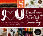 Downtown Date night giveaway!