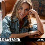 Sheryl Crow!